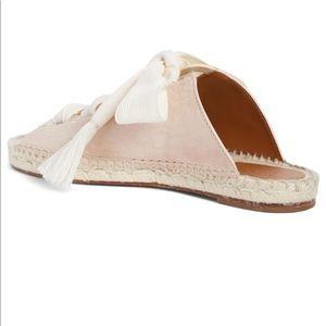 7dd1ebadf Chloe Shoes | Chlo Harper Laceup Espadrille Slide Sandal | Poshmark